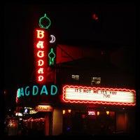 Снимок сделан в Bagdad Theater & Pub пользователем Mac P. 2/13/2013