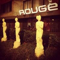 Photo taken at Kimpton Hotel Rouge by Mac P. on 2/23/2013