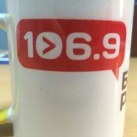 Photo taken at Большое Радио by Вячеслав Г. on 3/12/2015