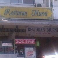 Photo taken at Restoran Murni by Fendy Z. on 5/20/2013