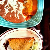 Photo taken at Monterrey Mexican Restaurant by AJ H. on 10/19/2012