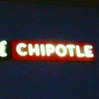 Photo taken at Chipotle Mexican Grill by AJ H. on 5/14/2013
