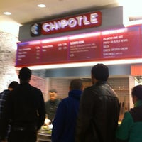 Photo taken at Chipotle Mexican Grill by Vivian J. on 11/1/2012