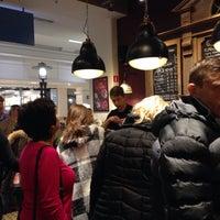 Photo taken at Green Caffè Nero by Sergii M. on 1/3/2016