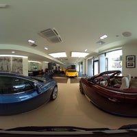 Photo taken at Lamborghini Warszawa by Sergii M. on 4/29/2016