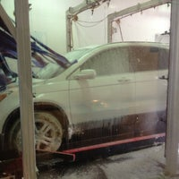 Photo taken at Greenville Car Wash (Simpsonville) by Camille on 5/25/2013
