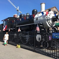Photo taken at Wilmington Railroad Museum by Camille on 5/29/2017
