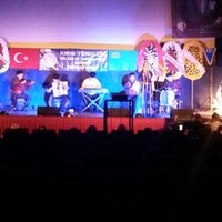Photo taken at Tekirdağ BB Kültür Merkezi by ismet c. on 5/25/2013