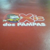 Photo taken at Xis dos Pampas by Lauro R. on 10/6/2013