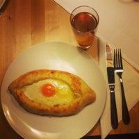 Foto scattata a Restaurant Alazani da Restaurant Alazani il 11/12/2013
