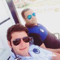 Photo taken at Ağlayankaya Zabıta Plaj Karakolu by Yunus E. on 7/7/2016