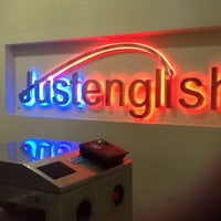 Photo taken at Just English Language & Toefl Center - TR by Just D. on 11/16/2013