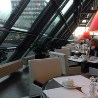 Photo taken at Restaurant The Harbour by Татьяна М. on 11/13/2013