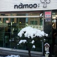 Photo taken at namoo; by Soomin(Simon) S. on 12/6/2012