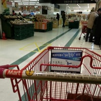 Photo taken at LOTTE Mart by Soomin(Simon) S. on 12/25/2012