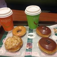 Снимок сделан в Krispy Kreme пользователем Маргарита С. 2/12/2016