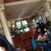 Photo taken at Vineyard Cafe by simyee on 1/26/2013