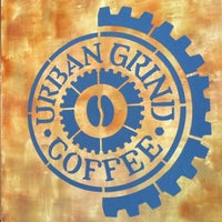 Photo taken at Urban Grind Coffeehouse by Bryan H. on 4/20/2014