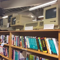 Photo taken at Powell's Books Bldg. 2 by Bryan H. on 12/28/2013