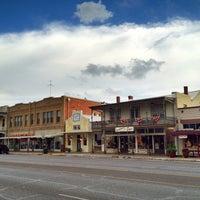 Photo taken at Fredericksburg, TX by Bryan H. on 7/21/2013