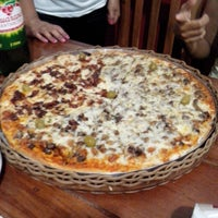 Photo taken at La Mamma Pizzaria by Sacha L. on 3/23/2014