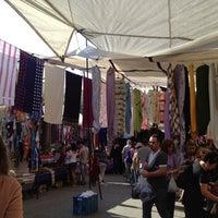 Photo taken at Şirinyalı Cumartesi Pazarı by FSNDMR 0. on 10/27/2012