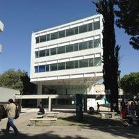 Photo taken at Anexo de Ingeniería by Jazmin P. on 2/18/2013