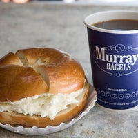 Photo taken at Murray's Bagels by Murray's Bagels on 11/12/2013