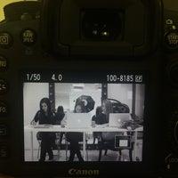 Photo taken at PhotoStudio AVENUE by Olya K. on 11/19/2014