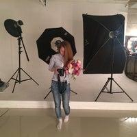 Photo taken at PhotoStudio AVENUE by Olya K. on 11/17/2014