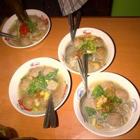 Photo taken at Baso Jono Mukti by Yulie K. on 12/12/2013