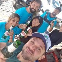 Photo taken at Postinho do Alto by Vinicius N. on 7/15/2017