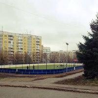 Photo taken at Школа №174 им. И.П. Зорина by Сергей Б. on 11/4/2013