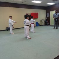Photo taken at Blackhawk Tae Kwon Do Center by Maria E. on 6/23/2014