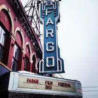 Photo taken at Fargo Theatre by Louis Z. on 3/9/2013
