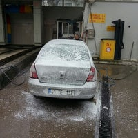 Photo taken at Shell Alemdar Petrol by Caner E. on 2/23/2014