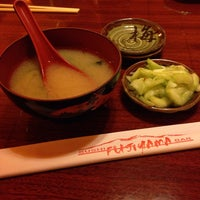 Photo taken at Fuji Yama by Lindsay M. on 1/6/2014
