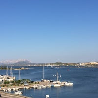 Photo taken at Olbia by Vaho U. on 6/27/2014