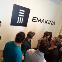 Photo taken at EMAKINA CEE by Alexander on 2/23/2016