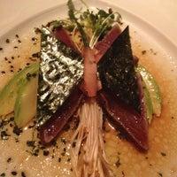 Photo taken at Restaurant Gary Danko by Olya L. on 1/8/2013