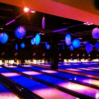 Photo taken at All Star Lanes by Clau G. on 12/6/2012