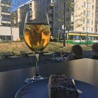 Das Foto wurde bei Cargo Coffee + Vegetarian Food von aurisch am 8/3/2018 aufgenommen