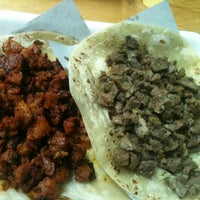 Photo taken at Tacos El Compa Victor by Marlene S. on 1/5/2013