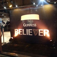Photo taken at Guinness Believer by Michael G. on 12/14/2012