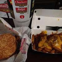 Photo taken at Checkers by FoodGuy C. on 12/8/2013