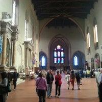 Photo taken at Basilica di San Domenico by Gianluca P. on 4/26/2013