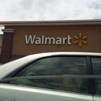 Photo taken at Walmart Supercenter by Adrienne F. on 7/25/2013