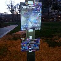 Photo taken at San Jose State University - Swenson Gate by Kandi L. on 1/16/2014
