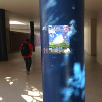 Photo taken at San Jose State University - Swenson Gate by Kandi L. on 11/14/2013
