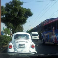 Photo taken at Av. Presidente Juarez by Diego L. on 12/18/2012